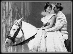 Rodgers and Hammerstein's Cinderella, 1965; Leslie Ann Warren and Stuart :::sigh::  Damon