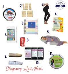 Pregnancy Must Haves - Lacey Rabalais - First, Second, Third Trimester Must Haves www.laceyrabalais.net