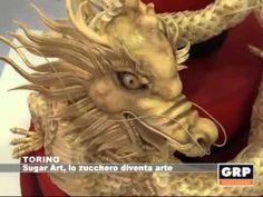 Torino: SugarArt Lo Zucchero Diventa Arte - GRP Televisione