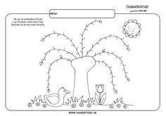 Listy - grafomotorika - pracovné listy pre deti Worksheets, Preschool, Diagram, Jar, Decor, Spring, Seasons Of The Year, Carnavals, Decoration