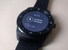 Smartwatches are still pretty limited in terms of functionality, but there has recently been a breakthrough for the LG G Watch R. A user from xda-developer Wi Fi, G Watch, Android Watch, Enabling, Smart Watch, Hacks, Watches, Tech, Smartwatch