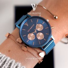 Multifunctional Blue Mesh - Cars World Breitling Watches Women, Rolex Watches For Men, Sport Watches, Luxury Watches, Wrist Watches, Versace Watches, Nixon Watches, Citizen Watches, Fossil Watches