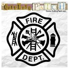 Fire Department Maltese Cross Free Cutting File SVG GSD KNK and WPC