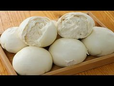 Traditional buns: do n't use yeast to bake, the more you chew, the more fragrant! Steamed Buns, Breakfast Tea, Biscuit Recipe, Dim Sum, Learn To Cook, Asian Recipes, Favorite Recipes, Homemade, Snacks