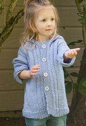 Crochet pattern cardigan for girls crochet by sandrahandmadeshop lindsays jacket in cascade pacific digital version fandeluxe Gallery