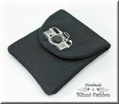 Kameratasche für Zubehör zum Kameragurt von Blinni-Fashion auf DaWanda.com
