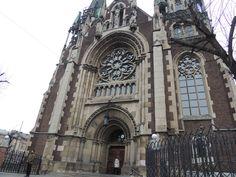 Львов. Церковь Св. Ольги и Елизаветы