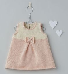 Elbise modeli düğüm bebek - Bebek Modelleri - PHILDAR