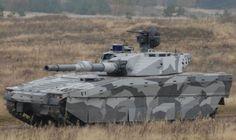 German Puma II Infantry Fighting Vehicle
