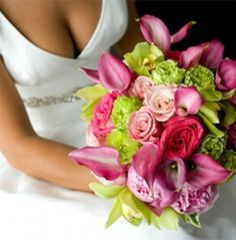 Bouquet #Spring #Wedding