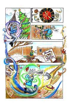 Illustrations, Comics, Paint, Illustration, Illustrators