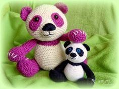 Panda by Smartapple Creations