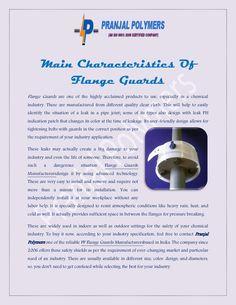 Main Characteristics Of Flange Guards