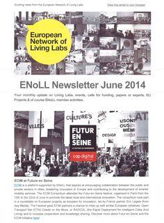 Publication dans la newsletter ENOLL en juin 2014.