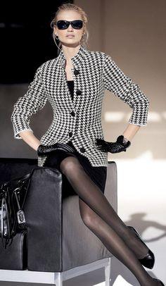 Elegant Trendy Jacket n Skirt