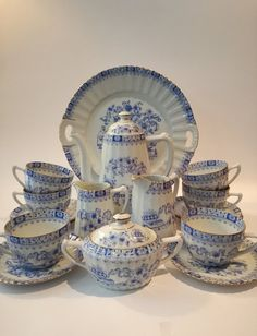 Check out this item in my Etsy shop https://www.etsy.com/listing/476857276/antique-tea-coffee-set-seltmann-weiden