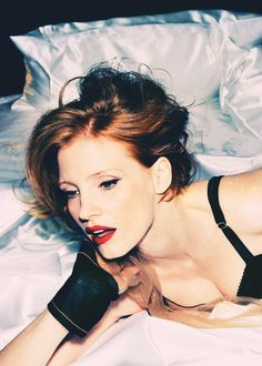 gorgeous jessica chastain