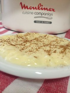 Arroz doce na Cuisine Companion I Companion, Actifry, Winter Food, Cooking Classes, Food And Drink, Gadgets, Eat, Desserts, Sissi