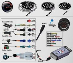 electric bicycle wiring diagrams