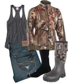 """""""Outfit for yesterday"""" by backwoods-princess Not a huge country girl but I love this! Country Style Outfits, Southern Outfits, Country Wear, Country Girl Style, Country Fashion, My Style, Country Life, Southern Style, Country Music"""