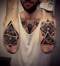 Latest Tattoo designs for Men Arms18