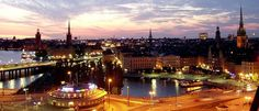 Stockholm, from Katarina hissen
