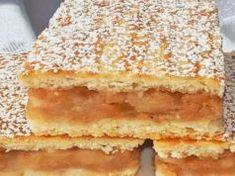 Geniální koláč z první republiky: Tento recept se u nás dědí z generace na generaci! Star Food, Strudel, Sweet Desserts, Vanilla Cake, Cookie Recipes, Cinnamon, Sweet Tooth, Bakery, Good Food