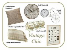 Vintage chic home ware at great prices!! Message me for orders and follow the link to browse more bargains! https://www.facebook.com/groups/BeckysBargainLovers/