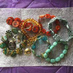 New toys to play with from Artbeads.com! #hrtsmomsjewelryetc #jewelrymaking