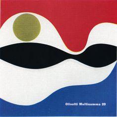 1964 Olivetti Multisumma 20