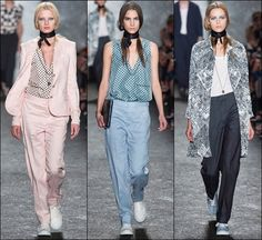 New york fashion week 2014 Marc Jacobs - www.sewingavenue.com