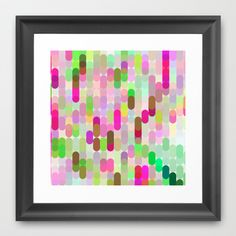 Re-Created Cypher 11.0 #Framed #Art #Print by #Robert #S. #Lee - $35.00