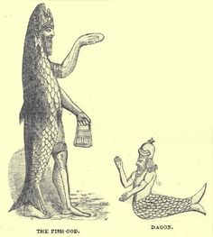 Dagon is No Match for Yahweh in 1 Samuel 5 Ancient Aliens, Ancient History, Ancient Mesopotamia, Mystery Of History, Sumerian, European History, American History, Merfolk, Ancient Artifacts