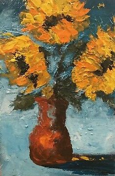 """ACEO ATC Signed Print """"Charleston Alley"""" Garden Art Card Artist Trading Card"""