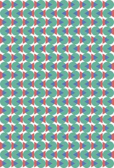 ●▲pattern Pretty Patterns, Shape Patterns, Pattern Paper, Pattern Art, Textile Patterns, Textiles, Principles Of Design, Pattern Illustration, Surface Pattern Design