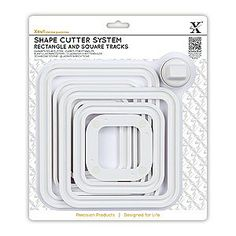 Shape Cutter System Squares &