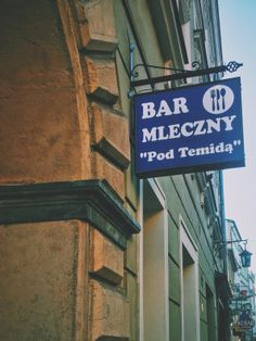 Milk Bars or Bar mleczny: Not exclusive to Krakow, these 'bars' date back to Poland's communist past and have a friendly cafeteria feel. Milk bars are a perfect stop for a good value, filling and traditional Polish meal.