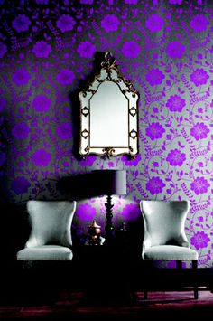 Home decor,purple dream color.