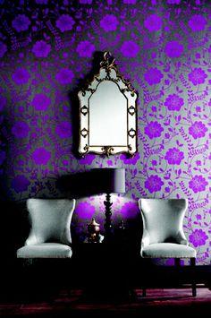 Home decor,purple dream color.