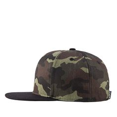 2016 new baseball cap hat camouflage cap European and American street fashion men hip-hop fashion Price: USD 9.99 | United States