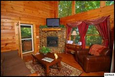 Price: $154,900  AN ELEGANT ESCAPE is a beautifully decorated upscale one bedroom cabin, conveniently located in Sky Harbor, which is directly between both Pigeon Forge and Gatllinburg. This INCREDIBL...
