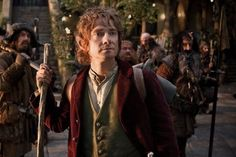 """Are you familiar with Smauglock?"" Martin: ""Pictures of me and Ben(Cumberbatch) crossed over? Yes, I've seen all that. With the little Sherlock scarf on. Very funny."" OHDEARGOD lmao {Martin Freeman On Standing Up To The Geek Mafia For ""The Hobbit""}"