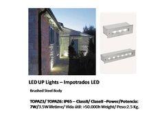 solicite datos técnicos: ventas@imexter.com #LightingDesign #Led #ImpotradoLed #LedUpLight