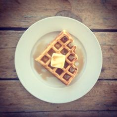 food & femininity: Easiest Waffle Recipe Ever: The Perfect Waffle Recipe For Two!