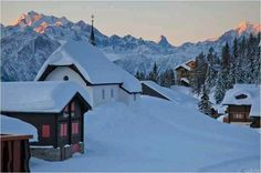 RIEDERALP want to go back for skiing!