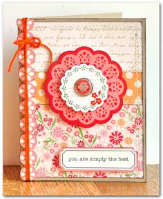 Emma's Paperie: May Color Challenge by Jill Cornell