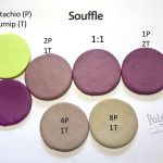 New Color Tuesday - Pistachio & Turnip by Syndee Holt for Polyform