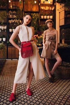 #women #womensfashion #red #dress #styling #styleinspiration