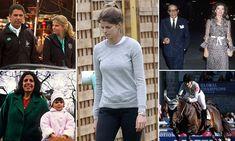 Heiress Athina Onassis has split from cheating horseman husband -