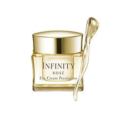 Infinity Kose Eye Cream Prestigious restoring youthfulness from the deepest layers of the skin. An eye cream that lets your eyes shine with radiance and...